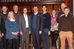 Greg Clark visits church leaders