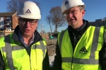 Embedded thumbnail for Greg visits Southborough Hub site